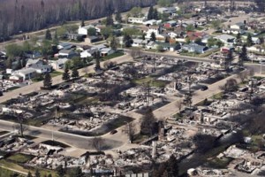 One year later: A look at the Fort McMurray wildfire and rebuild by the numbers