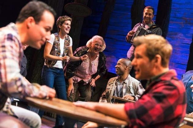 Canadian musical 'Come From Away' scores nine Drama Desk Award nominations