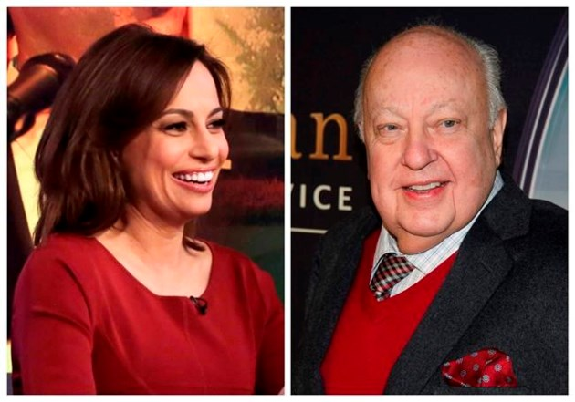 Roginsky latest to file harassment suit against former Fox CEO Ailes