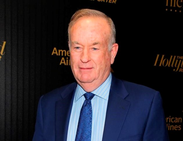 Rated host Bill O'Reilly is out at Fox News