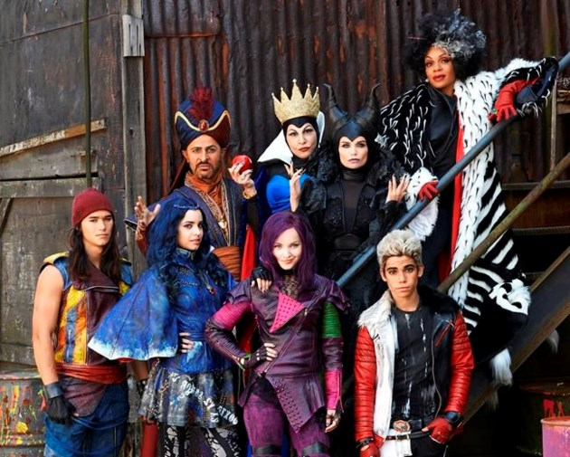 Disney Sets Multi-Network Premiere for 'Descendants 2'