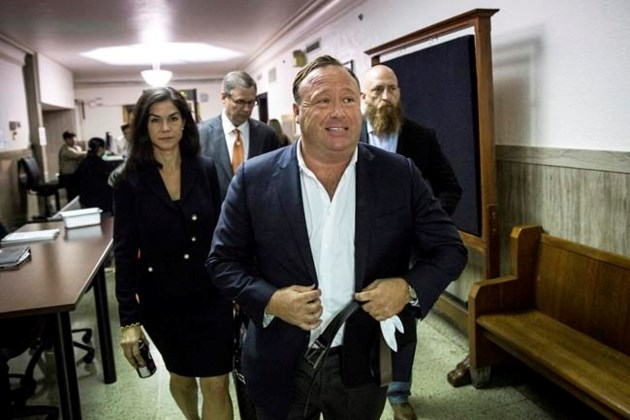 Alex Jones 'playing a character,' says lawyer