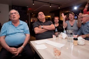Mixed reactions to Bernier's leadership defeat in his home riding of Beauce