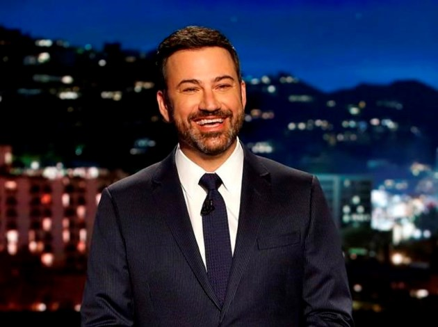 Kimmel blasts Trumpcare in emotional tribute to son's carers