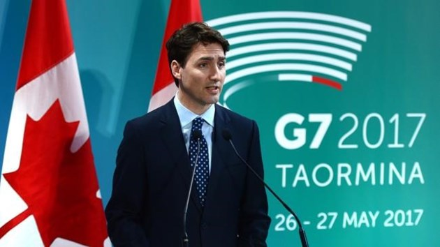 Donald Trump delays climate decision as G7 ends