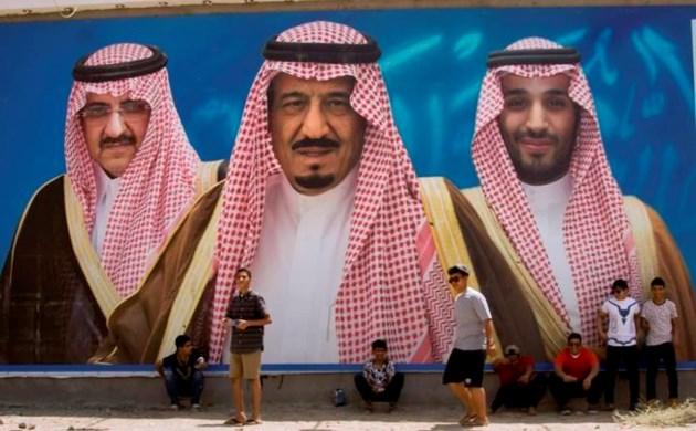 Egypt's Sisi congratulates new Saudi Crown Prince in phone talk