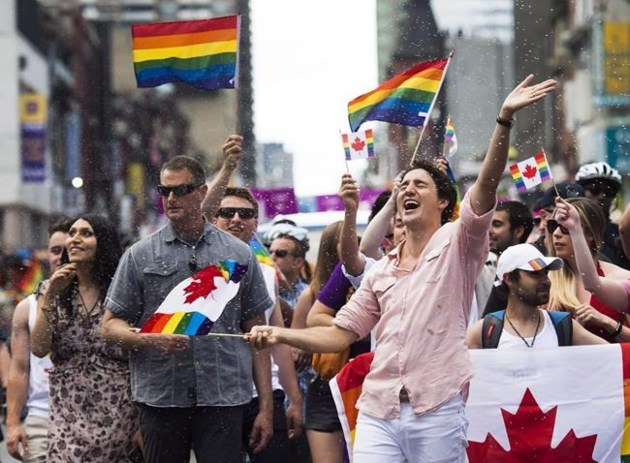 Trudeau to appear at Sunday's Pride parade in Toronto