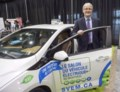 Subsidizing electric cars is inefficient and costly, report says