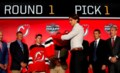 Devils select Nico Hischier from Mooseheads with first pick at NHL draft