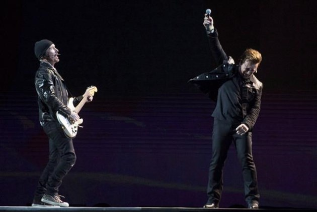 U2's Bono, The Edge coming to Parliament Hill on Canada Day