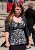 Former friend: Mother of dead Alberta girl faces accused killer in court