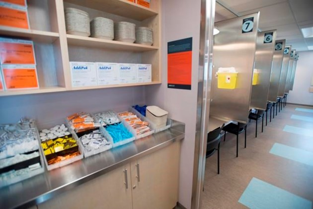 New safe injection site prepares for opening in Surrey, BC