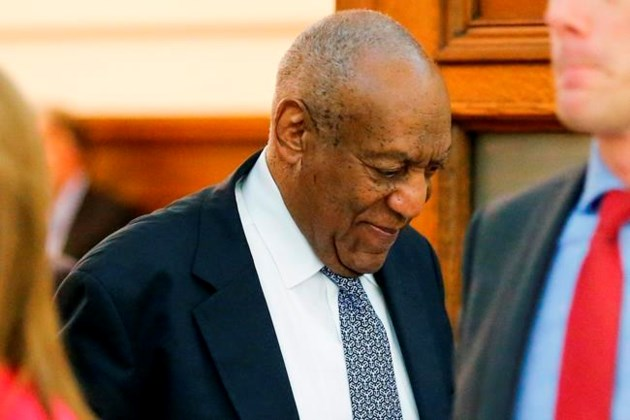 Jury hears Cosby's description of 'petting and touching' his accuser