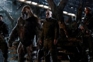 Review: A thrilling epic in 'War for the Planet of the Apes'