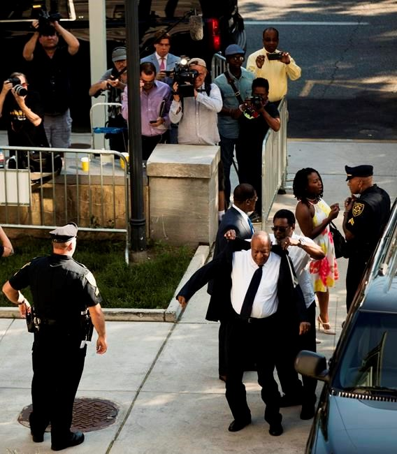 Jurors in Cosby needed clarification on his charges