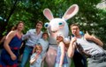 Trudeau celebrates St-Jean-Baptiste day in Montreal with his family