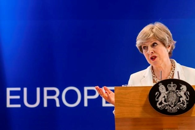 Theresa May: EU citizens offer 'very fair,' 'very serious'