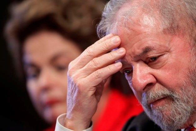Former Brazilian President Lula Gets 9 Years For Corruption