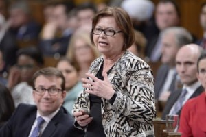Judy Foote to quit cabinet, federal politics, necessitating small shuffle