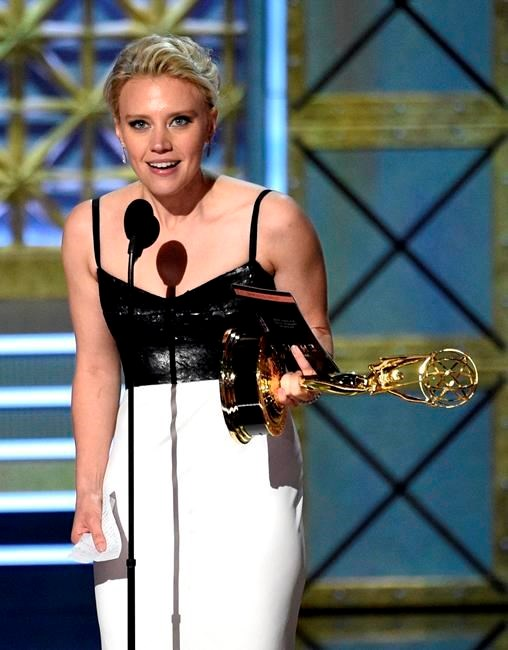 Hulu series 'The Handmaid's Tale' wins best drama at Emmys