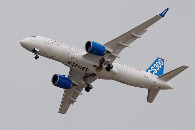 Bombardier would not pick up tab for duties on CSeries jet