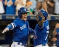 Goins belts grand slam as Jays begin final home series with 8-1 rout of Yankees