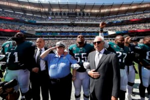 President's criticisms incite more protests at NFL games