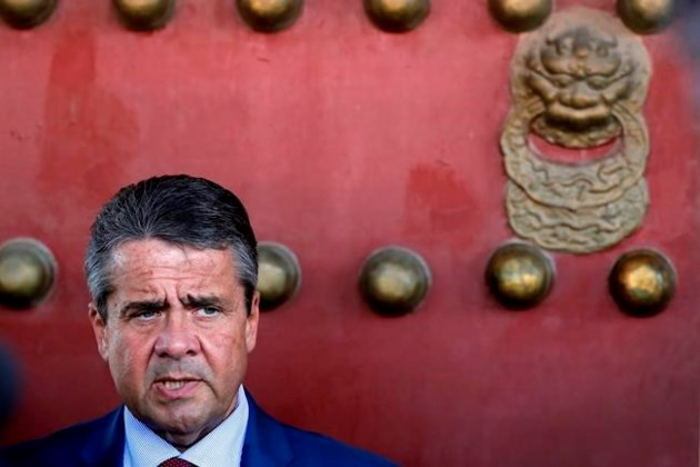 German foreign minister urges direct talks with North Korea