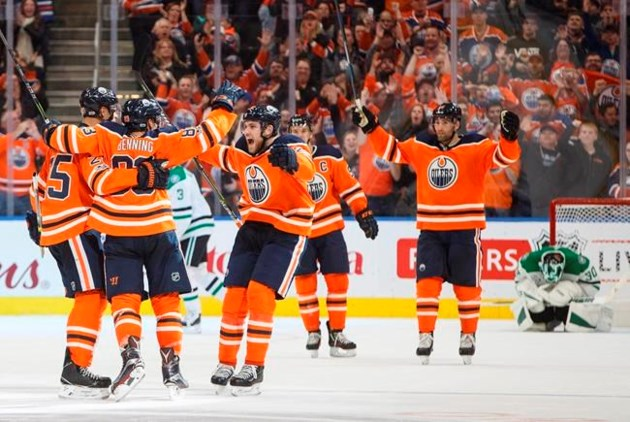 Matt Benning fires home victor  as Edmonton Oilers edge Dallas Stars
