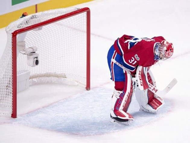 Canadiens Goalie Price To Miss A Few More Days With Lower Body