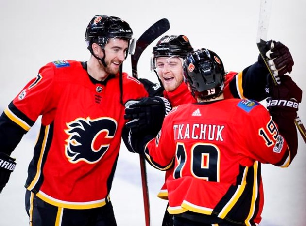 Calgary Flames vs. New Jersey Devils - 11/5/17 NHL Pick, Odds, and Prediction