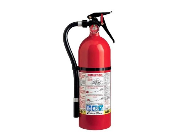 Massive recall for Kidde fire extinguishers