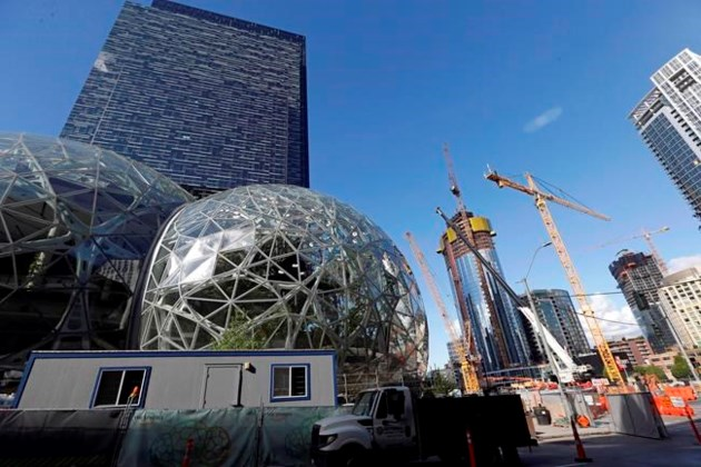 Amazon shortlists 20 cities for 'HQ2′