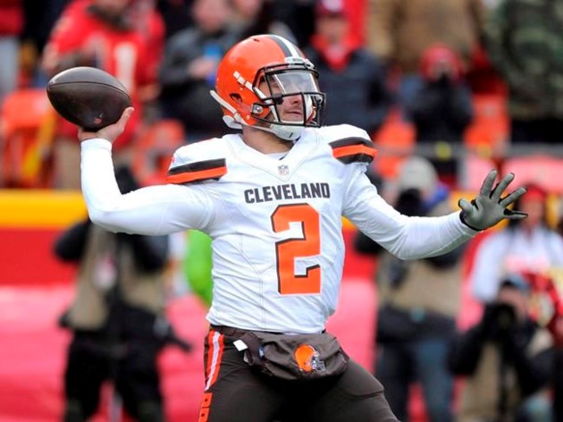 Johnny Manziel offered contract by CFL's Hamilton Tiger-Cats