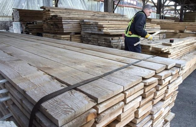 montreal softwood lumber duties arent dampening the spirits of canadian lumber producers as strong demand from rising us housing starts and tight - Duties Of A Producer