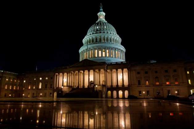 United States gov't shuts down as Congress fails to vote on budget