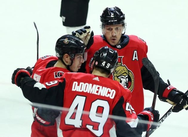 Newly traded Gaborik and Shore make Senators debuts