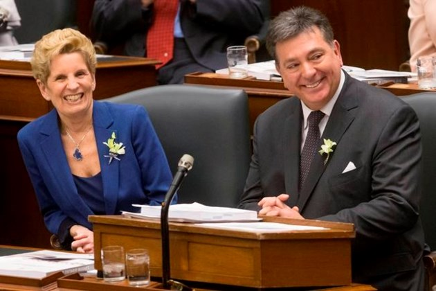 Ontario Liberals promise to boost funding for special needs education