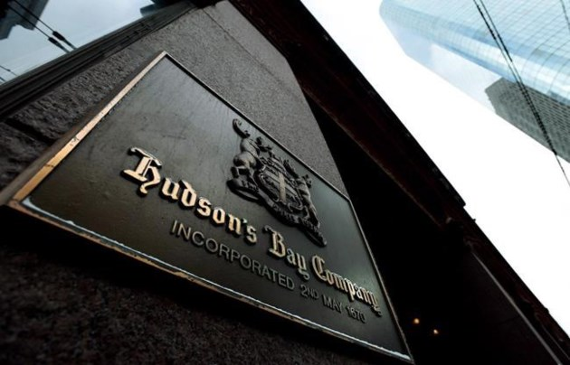 Hudson's Bay shares fall after earnings miss expectations