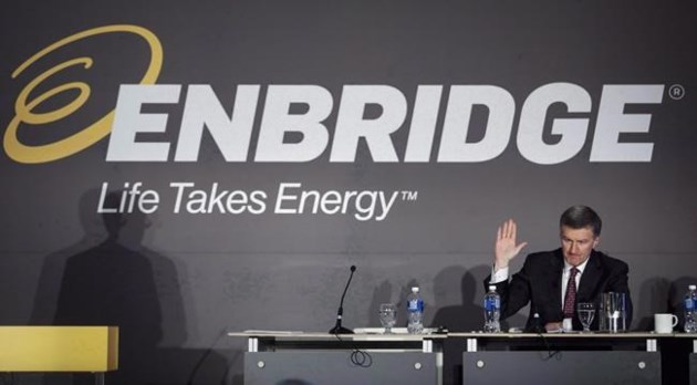 Enbridge (NYSE:ENB) Given Daily Media Impact Rating of 0.11