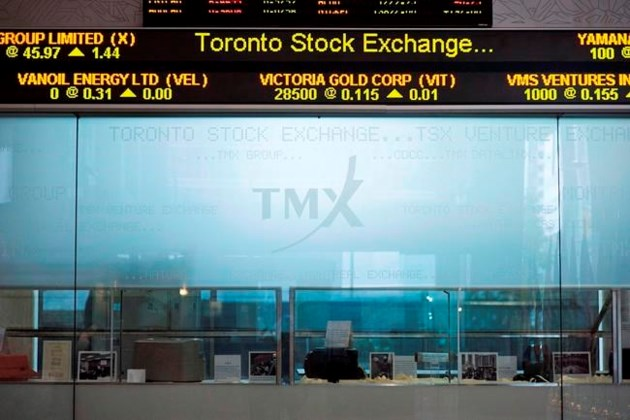 TSX, US stocks rise as Syria fears wane