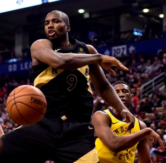 Raptors beat pacers to clinch no 1 in east set record for Franchise ad garage