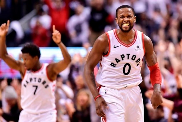 69a6272f8aa TORONTO — This isn't the Toronto Raptors team that hadn't won a NBA playoff  opener in 17 years. Nor even the team that lost last season's opener.