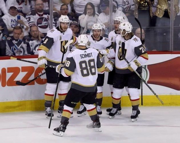 32a8f5708 A look at the Golden Knights and Capitals ahead of the Stanley Cup final