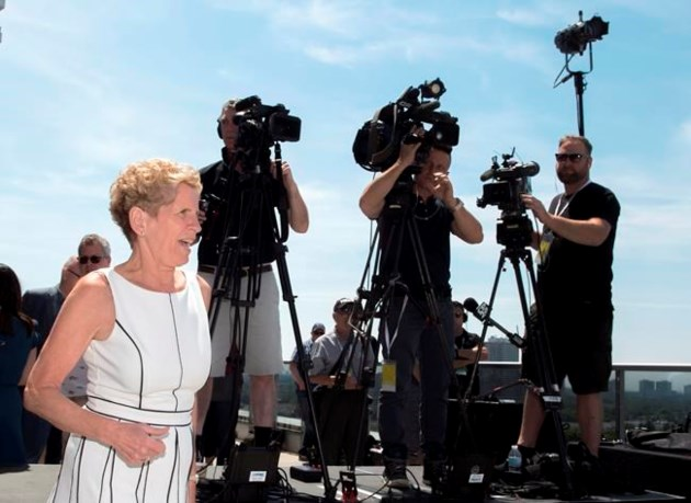 Wynne pledges support for Ontario steel companies amid US tariffs