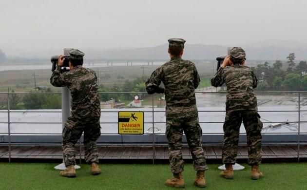 North Korea threatens to cancel Trump-Kim summit over drills
