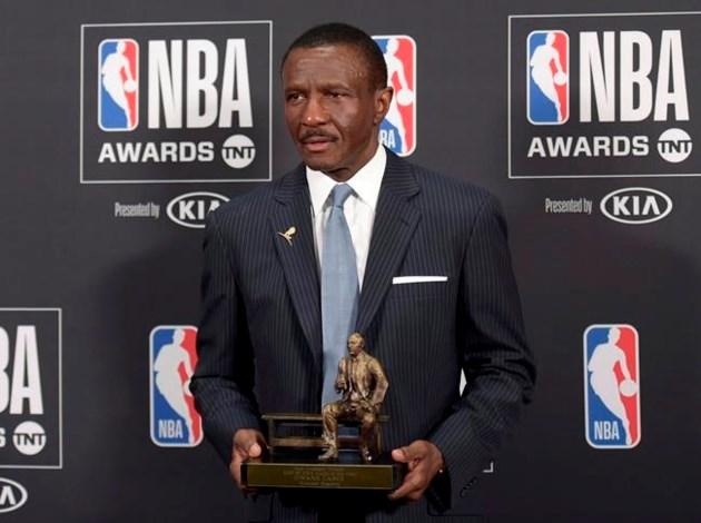 dwane casey wins nba coach of the year award despite getting fired