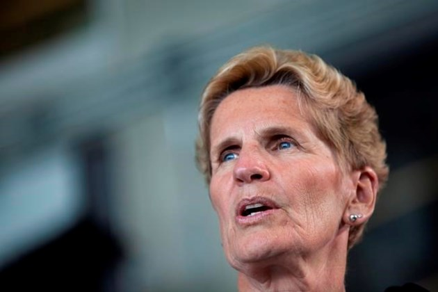Kathleen Wynne Concedes The Election - 6 Days Before Voting Day