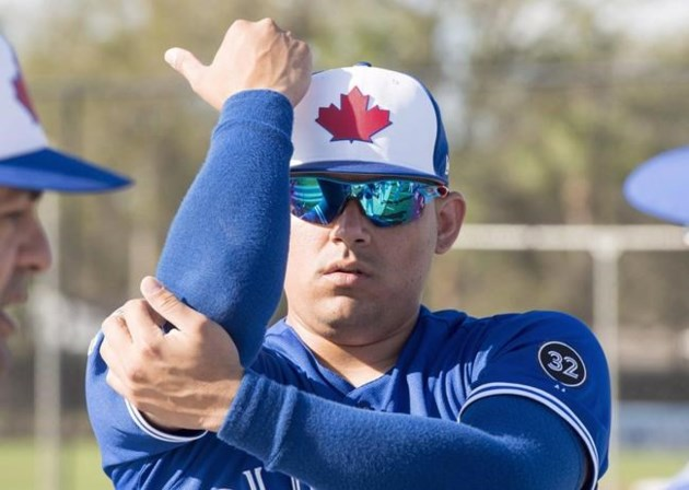 Jays closer Osuna suspended 'without pay' for 75 games