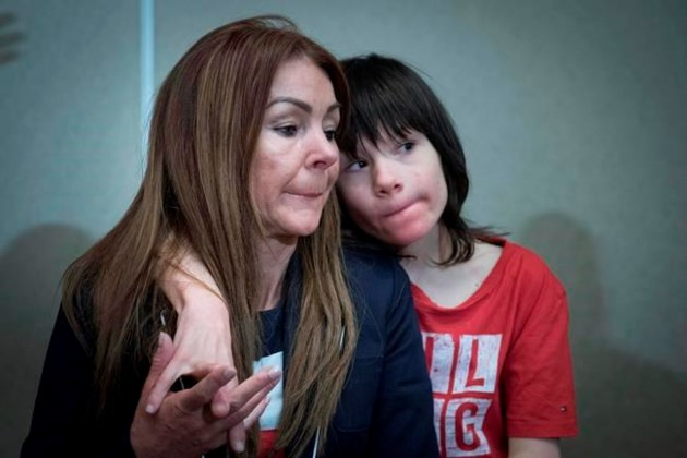 Epileptic boy at centre of cannabis oil case in UK hospital